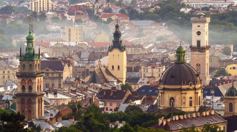 Церкви і храми Львова