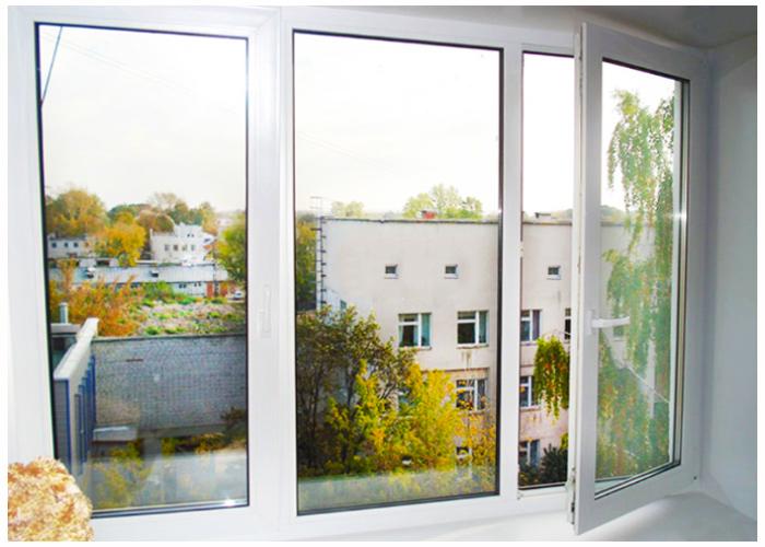 металопластикові вікна львів
