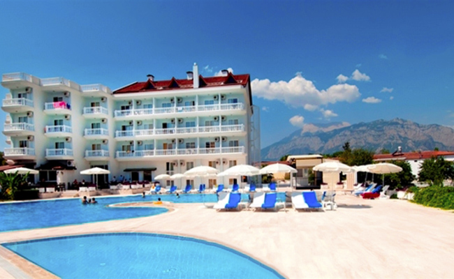 Turkey Adalin Hotel 1